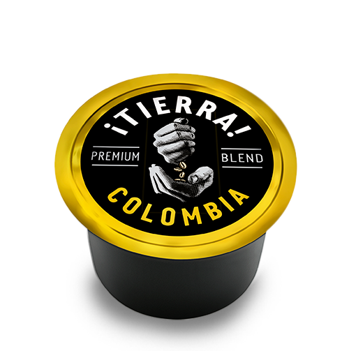 Lavazza Blue ¡Tierra! Colombia Cups