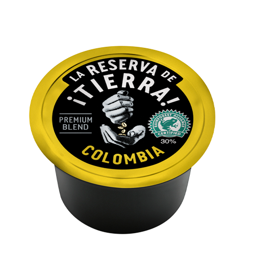 Lavazza Blue ¡Tierra! Colombia Cups