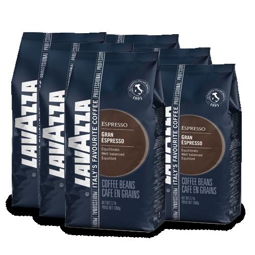 Lavazza Gran Espresso 6 zakken
