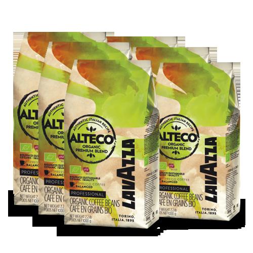 Lavazza Alteco Organic Bio UTZ 6 zakken