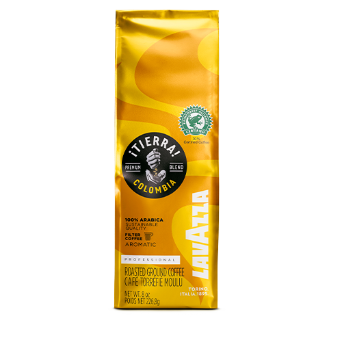 Lavazza Tierra Colombia Filter 6 zakken