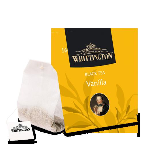 Whittington Black Tea  Vanilla