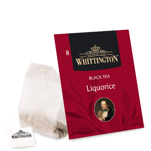 Whittington Black Tea Liquorice