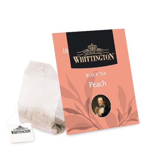 Whittington Black Tea Peach