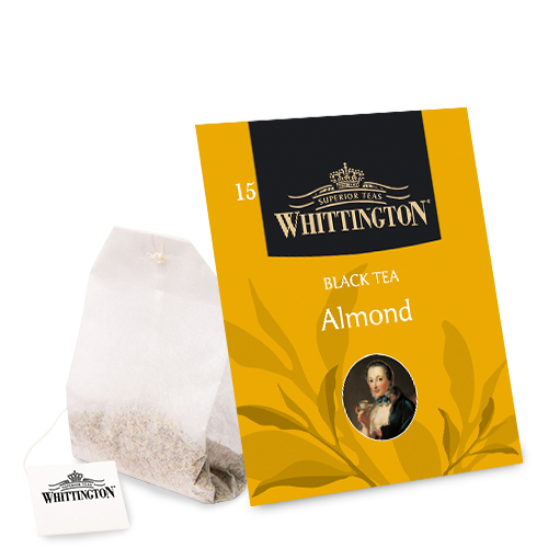 Whittington Black Tea Almond