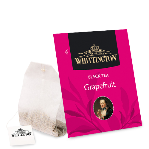 Whittington Black Tea Grapefruit