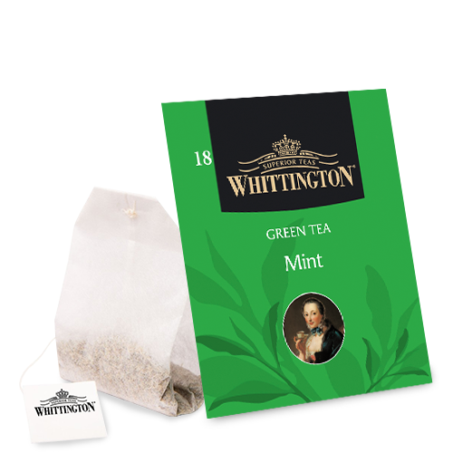 Whittington Green Tea Mint