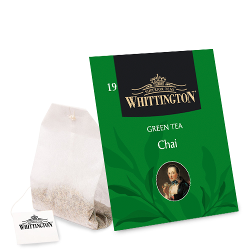 Whittington Green Tea  Chai Green