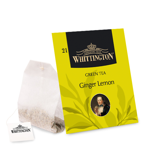 Whittington Ginger Lemon Green