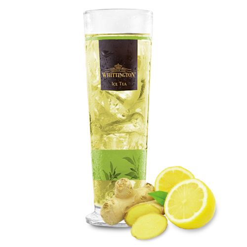 Whittington Green Tea Ginger Lemon
