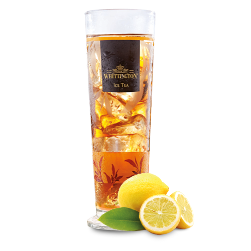 Whittington Ice Tea Black Tea Lemon 300gram
