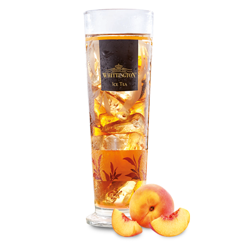 Whittington Ice Tea Black Tea Peach 300gram