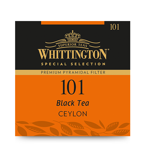 Whittington Pyramid Black Tea Ceylon