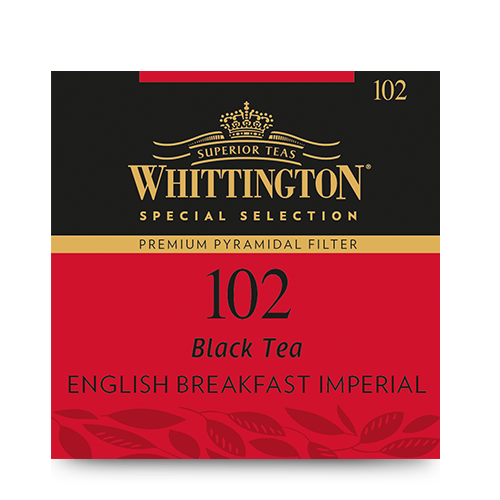 Whittington Pyramid Black Tea English Breakfast