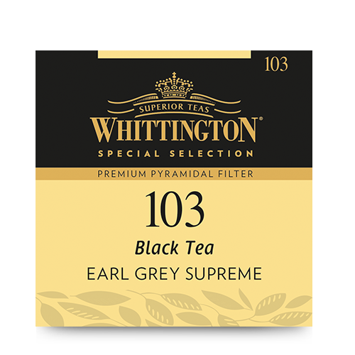 Whittington Pyramid Black Tea Earl Grey