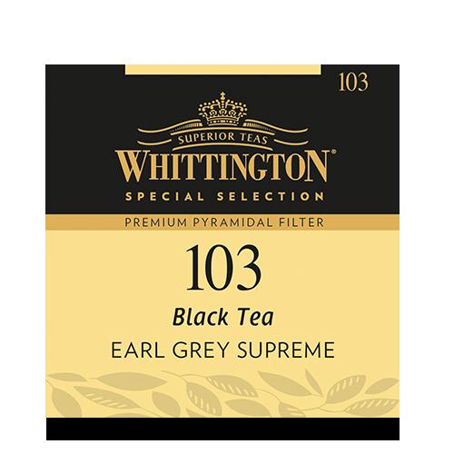 Whittington Pyramid Black Tea Earl Grey