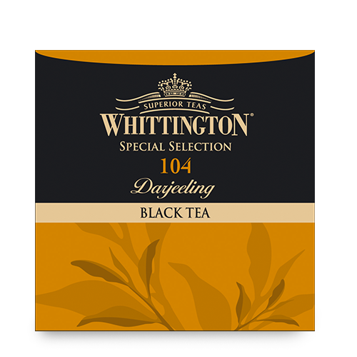 Whittington Pyramid Black Tea Darjeeling