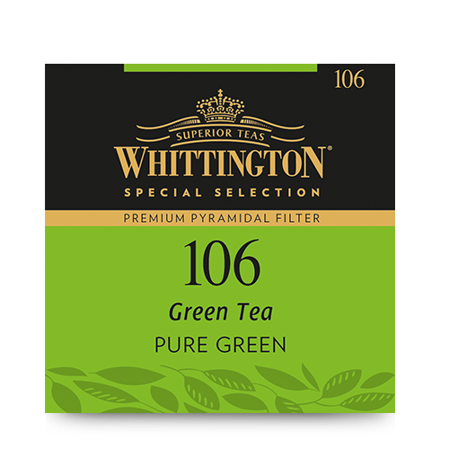 Whittington Pyramid Green Tea Pure Green