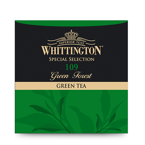 Whittington Pyramid Grreen Tea Green Forest