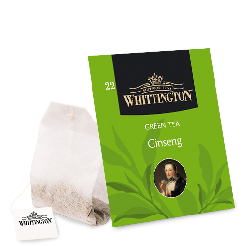 Whittington Green Tea Ginseng