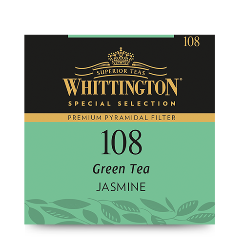 Whittington Pyramid Green Tea Jasmine Green
