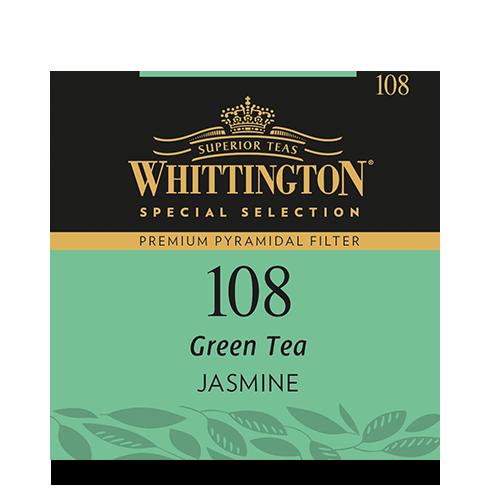 Whittington Pyramid Green Tea Jasmine Green