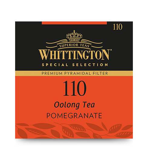 Whittington Pyramid Oolong Tea Pomegranate