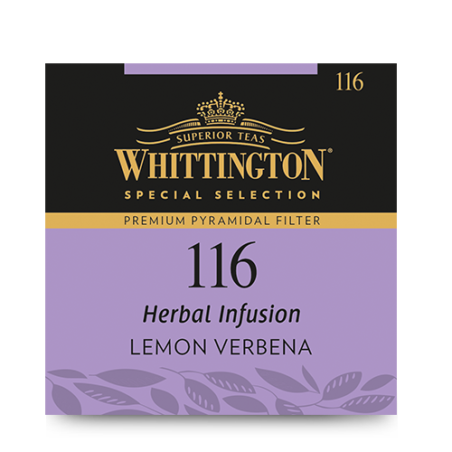 Whittington Pyramid Herbal Tea Lemon Verbena
