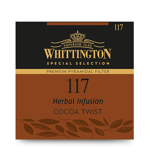 Whittington Pyramid Herbal Tea Cocoa Twist