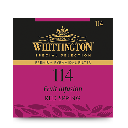 Whittington Pyramid Fruit Infusions Red Spring