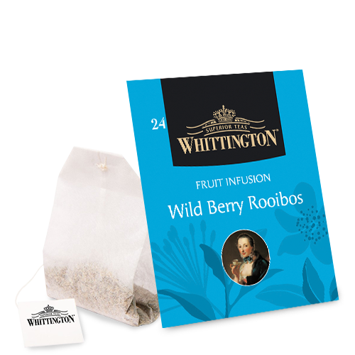Whittington Fruit Infusion Wild Berry Rooibos
