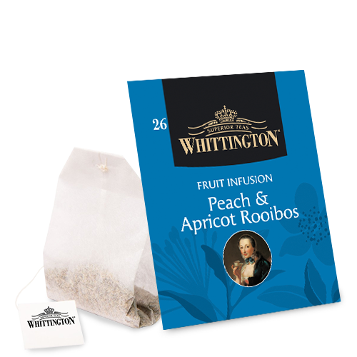 Whittington Fruit Infusion Peach & Apricot Rooibos