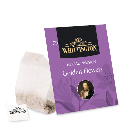 Whittington Herbal Tea Golden Flowers