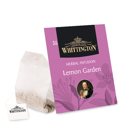 Whittington Herbal Tea Lemon Garden