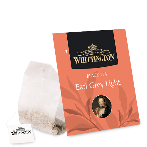 Whittington Black Tea Earl Grey Light