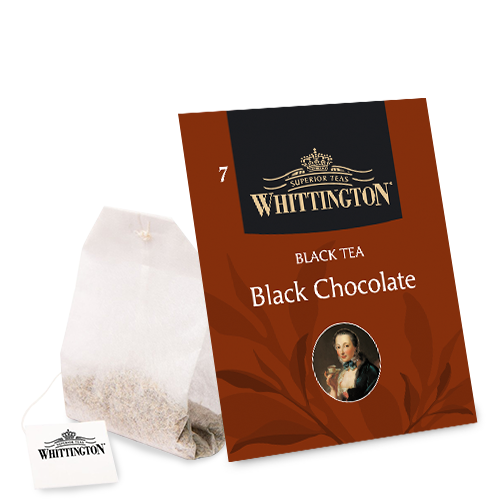 Whittington Black Tea Black Chocolate