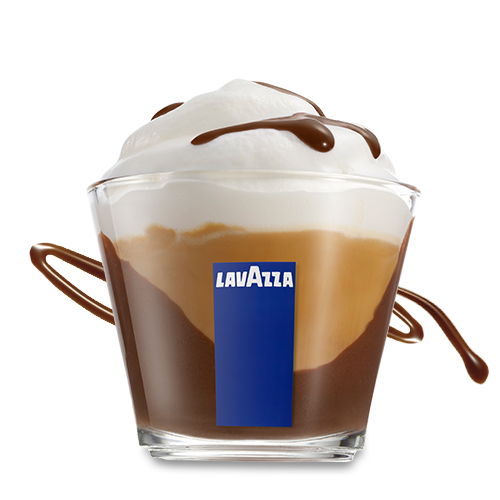 Lavazza Topping Hazelnoot/Chocolade/Biscoti