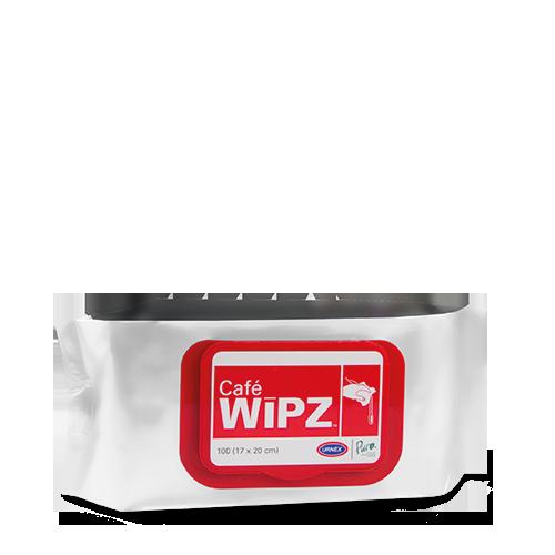 Urnex Wipz 100 Doekjes