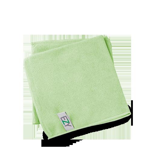 Ezy Microvezeldoek Groen 40x40
