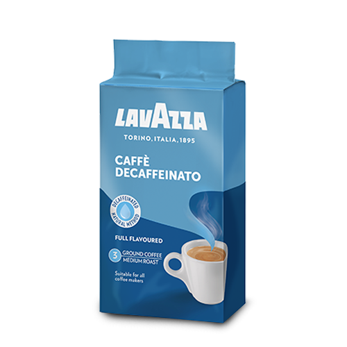 Lavazza Decaffeinato Filter 250gr