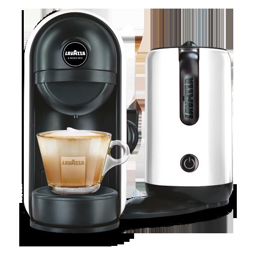 A Modo Mio Minù Caffe Latte White