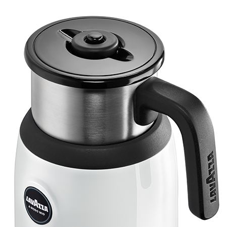 A Modo Mio Milk UP Frother Hot/Cold White