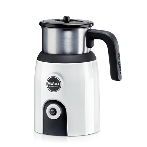 A Modo Mio Frother Hot/Cold White