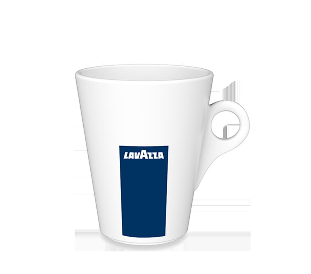 Lavazza BLUE Classy Mini incl. 125 cups, servies & capsulehouder