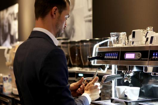 Piston koffiemachines