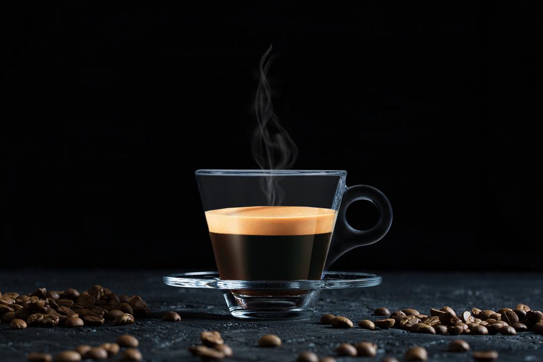 Speciaal voor espresso