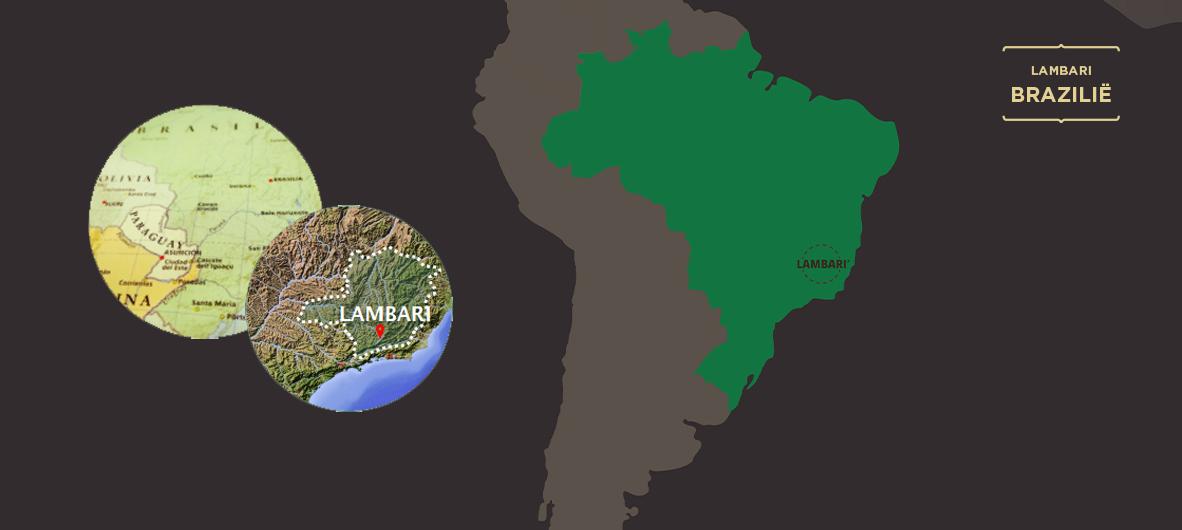 Brazilië, Lombarí