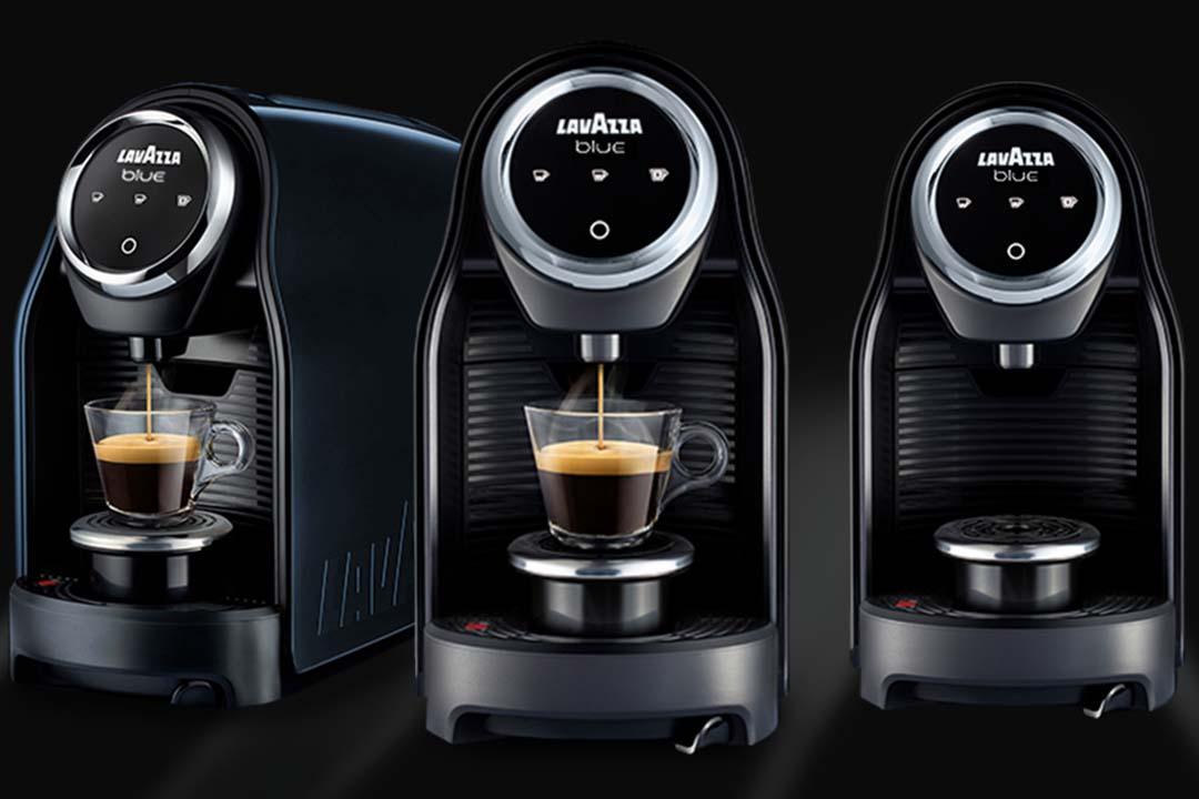 Altijd de perfecte kop koffie met Lavazza BLUE