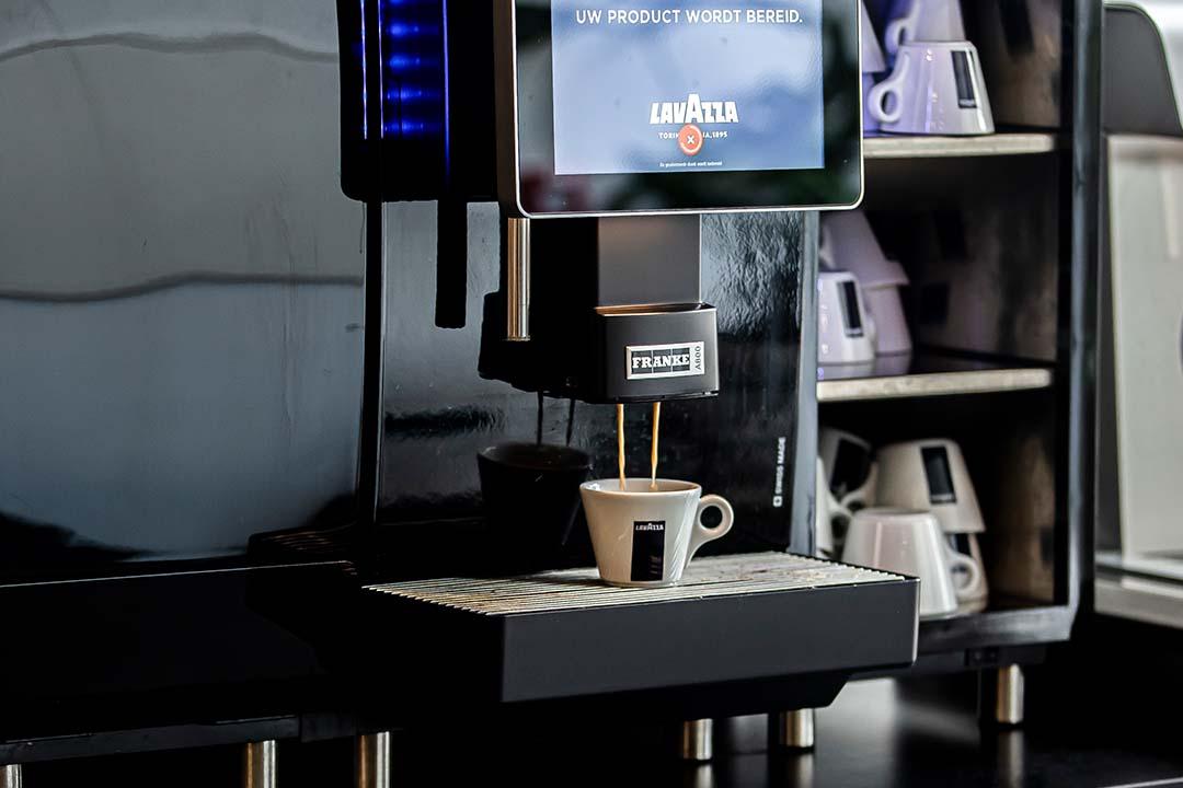 Leverancier van volautomatische koffiemachines