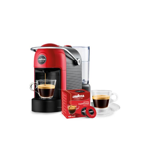 Jolie rood, servies & koffiecups